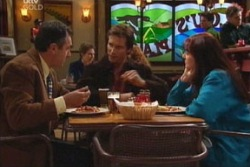 Karl Kennedy, Darcy Tyler, Susan Kennedy in Neighbours Episode 3813