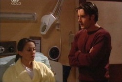 Libby Kennedy, Drew Kirk in Neighbours Episode 3814