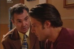 Karl Kennedy, Drew Kirk in Neighbours Episode 3814