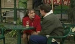 Libby Kennedy, Drew Kirk in Neighbours Episode 3830