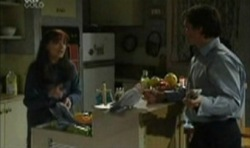 Susan Kennedy, Darcy Tyler in Neighbours Episode 3831