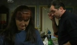 Susan Kennedy, Karl Kennedy in Neighbours Episode 3831