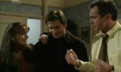 Karl Kennedy, Susan Kennedy, Darcy Tyler in Neighbours Episode 3831
