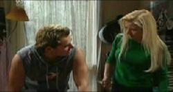 Joel Samuels, Dee Bliss in Neighbours Episode 3833