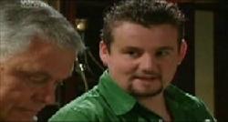 Lou Carpenter, Toadie Rebecchi in Neighbours Episode 3833