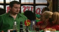 Toadie Rebecchi, Rhonda Wilson in Neighbours Episode 3833