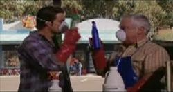 Drew Kirk, Lou Carpenter in Neighbours Episode 3833