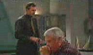 Karl Kennedy, Lou Carpenter in Neighbours Episode 3857