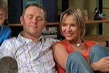 Max Hoyland, Steph Scully in Neighbours Episode 4241