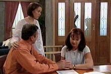 Karl Kennedy, Susan Kennedy, Libby Kennedy in Neighbours Episode 4248