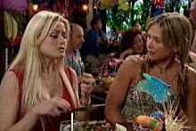 Dee Bliss, Steph Scully in Neighbours Episode 4249