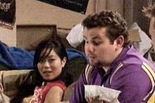 Lori Lee, Toadie Rebecchi in Neighbours Episode 4250