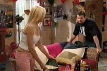 Toadie Rebecchi, Dee Bliss in Neighbours Episode 4258