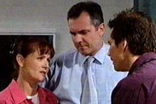 Susan Kennedy, Karl Kennedy, Darcy Tyler in Neighbours Episode 4260
