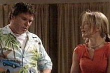 Joe Scully, Steph Scully in Neighbours Episode 4265