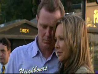 Steph Scully, Max Hoyland in Neighbours Episode 4635
