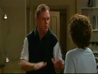 Michael Cassidy, Lyn Scully in Neighbours Episode 4639