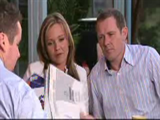 Toadie Rebecchi, Steph Scully, Max Hoyland in Neighbours Episode 4640
