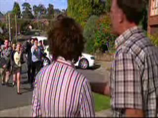 Lyn Scully, Michael Cassidy in Neighbours Episode 4641