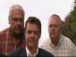 Lou Carpenter, Paul Robinson, Harold Bishop in Neighbours Episode 4642