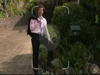David Bishop in Neighbours Episode 4642