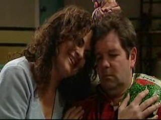 Liljana Bishop, David Bishop in Neighbours Episode 4645