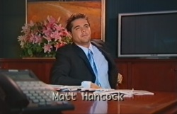 Matt Hancock in Neighbours Episode 4773