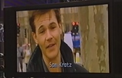 Sam Kratz in Neighbours Episode 4773