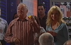 Harold Bishop, Annalise Hartman in Neighbours Episode 4773
