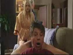 Sky Mangel, Joe Mangel in Neighbours Episode 4774