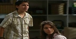 Zeke Kinski, Rachel Kinski in Neighbours Episode 4821