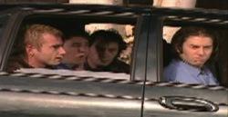 Reuben Hausman (Roo), Stingray Timmins, Dylan Timmins in Neighbours Episode 4826