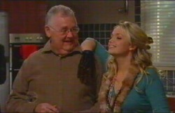 Harold Bishop, Sky Mangel in Neighbours Episode 4836