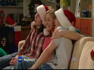Dylan Timmins, Janelle Timmins, Stingray Timmins in Neighbours Episode 4874