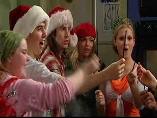 Bree Timmins, Stingray Timmins, Dylan Timmins, Sky Mangel, Janae Timmins in Neighbours Episode 4874