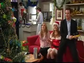 Izzy Hoyland, Elle Robinson, Paul Robinson in Neighbours Episode 4874