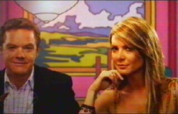 Paul Robinson, Izzy Hoyland in Neighbours Episode 4876