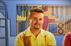 Toadie Rebecchi in Neighbours Episode 4876