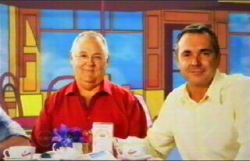 Harold Bishop, Karl Kennedy in Neighbours Episode 4876