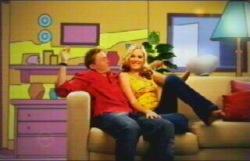Boyd Hoyland, Janae Timmins in Neighbours Episode 4876