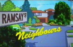 in Neighbours Episode 4876