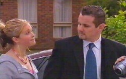 Janae Timmins, Toadie Rebecchi in Neighbours Episode 4880
