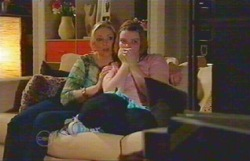 Bree Timmins, Janelle Timmins in Neighbours Episode 4883
