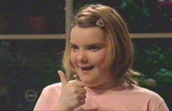 Bree Timmins in Neighbours Episode 4883