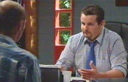 Toadie Rebecchi, Max Hoyland in Neighbours Episode 4883