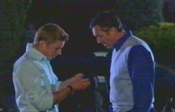 Boyd Hoyland, Karl Kennedy in Neighbours Episode 4885