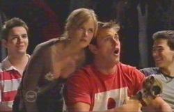Elle Robinson, Stuart Parker in Neighbours Episode 4885