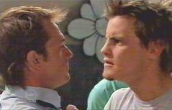 Ned Parker, Stuart Parker in Neighbours Episode 4885