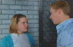 Bree Timmins, Boyd Hoyland in Neighbours Episode 4886