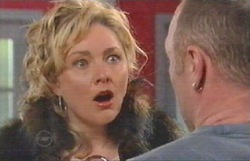 Janelle Timmins, Kim Timmins in Neighbours Episode 4886